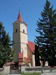 Starý rímskokatolícky kostol, teraz keď máme nový kostol slúži ako dom smútku