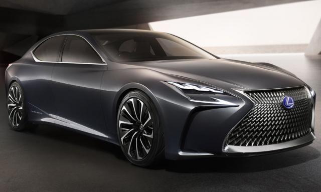 Lexus quer colocar carro movido à célula de hidrogênio no mercado até 2020