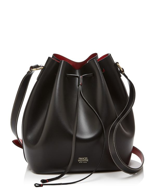 Frances Valentine Medium Ann Bucket Bag