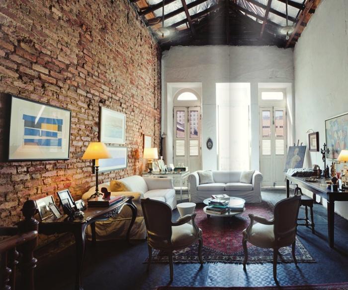 172 Best Interior Design: Exposed Brick Images On
