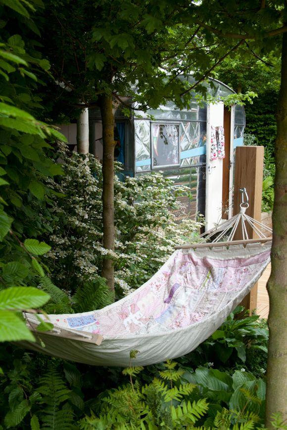 patchwork hammock