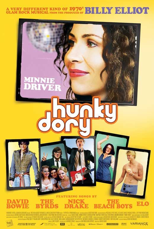 Hunky Dory 27x40 Movie Poster (2013)