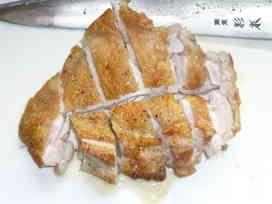 鶏肉 カリカリに焼く方法