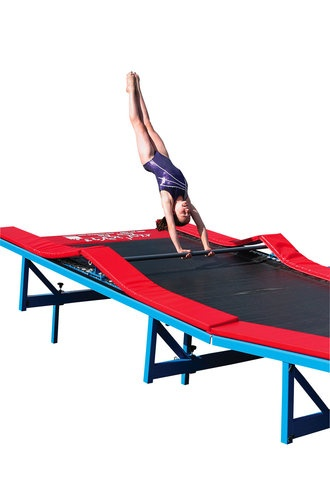 Frame Bar - preschool gymnasts portable handstand - Tumbl Trak - Gymnastics Equipment