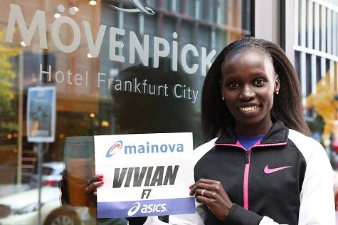 RunnersWeb  Athletics:  Mainova Frankfurt Marathon Set for Sunday