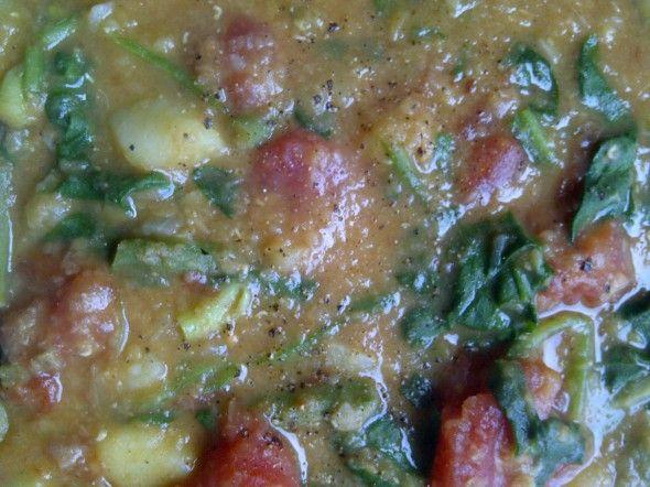 Ethiopische recepten met linzen en bonen