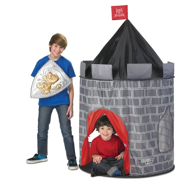 Indoor Play Castles for Toddlers. Play tents and structures for toddlers to pretend as if they are Kings, Knights, Queens or a Princess. Here are the best indoor play castles for boys and girls.  First off is the always very popular indoor play Kni