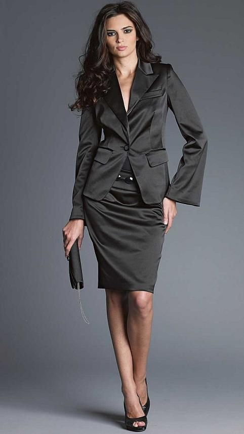 Image result for sexy black buisness suit woman