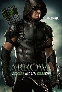 Arrow  (Arqueiro) 1ª,2ª,3ª e 4ª Temporada