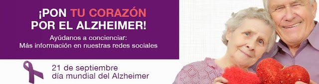 Día del Alzheimer: KNOW Alzheimer y Un Post-it por el Alzheimer