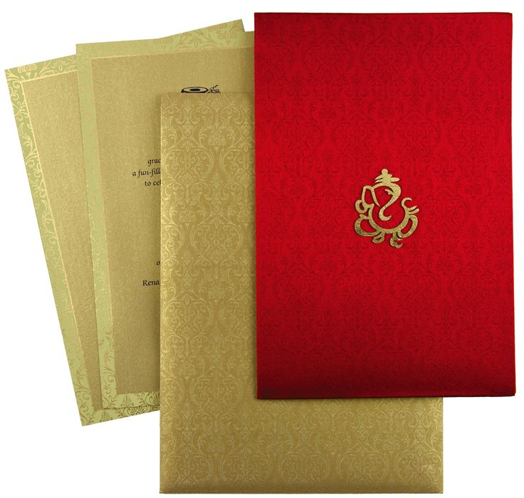 A Large collection of Hindu wedding cards