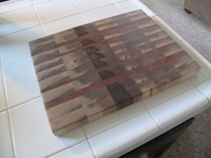 End Grain cutting board https://www.etsy.com/shop/RCrandellWoodworking