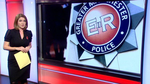 Clare Fallon reports for BBC North West Tonight on Manchester Police arresting 11 people in a Child Exploitation crackdown. 28/10/2014