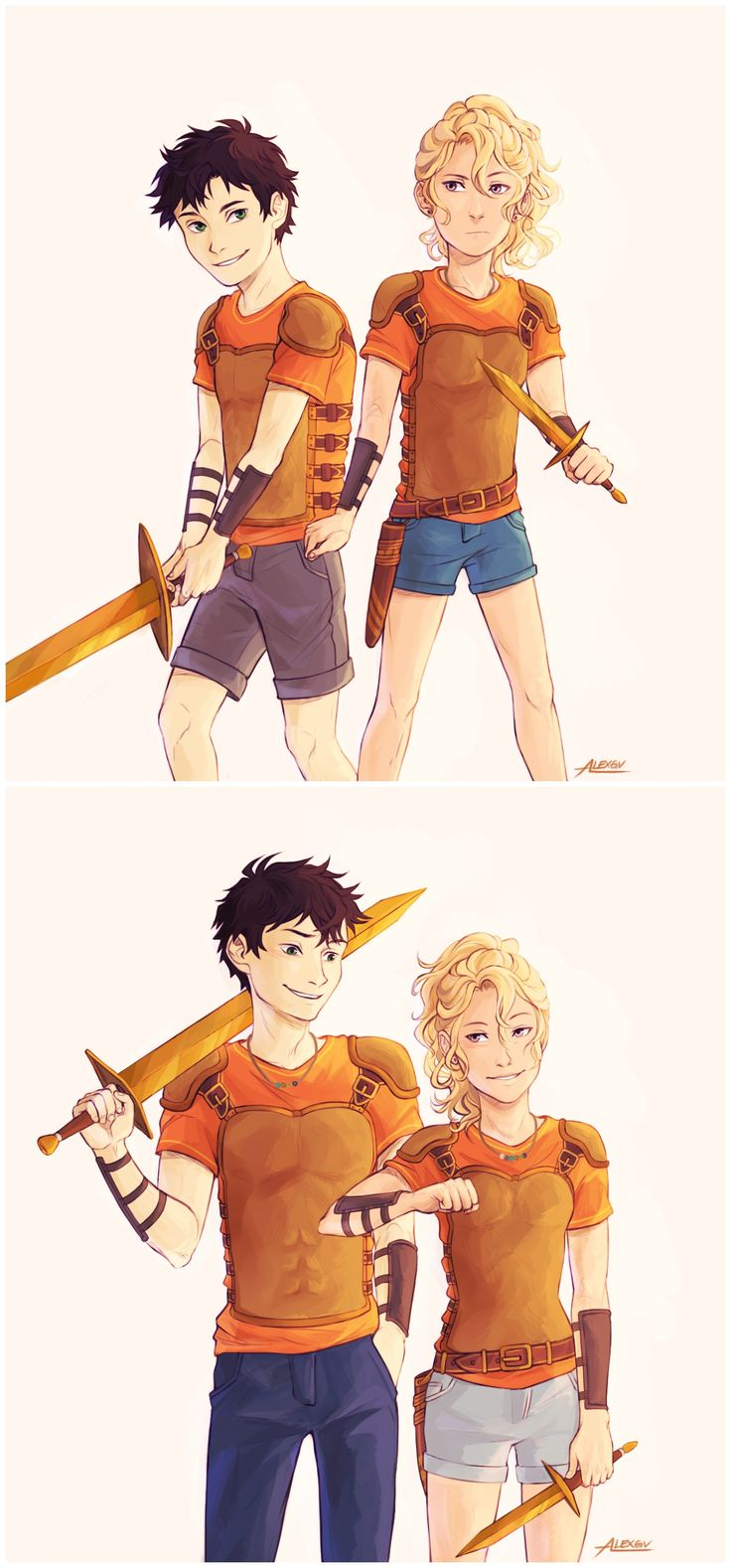 """We were twelve Percy. Can you believe that?"""