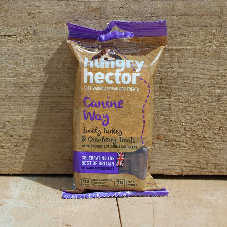 Hungry Hector Lovely Turkey and Cranberry Grain-Free Dog Treats