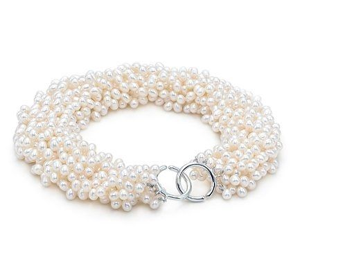 Tiffany Pearl Necklace Clasp