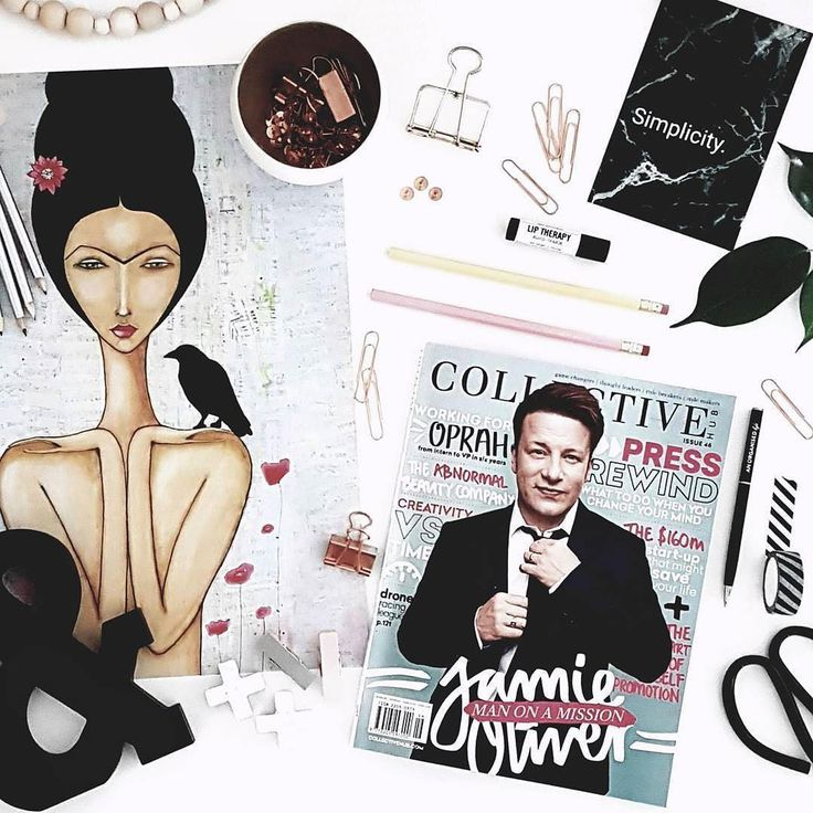 Jamie Oliver #issue46 | collectivehub.com