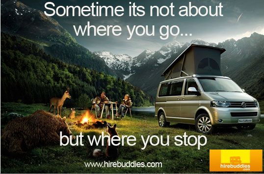 Campervan Hire Wales