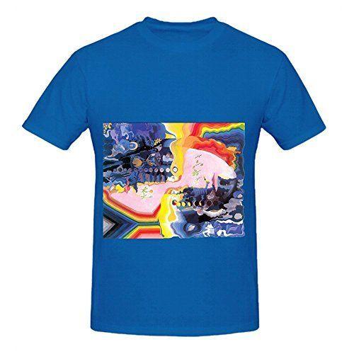 The Moody Blues Days Of Future Passed 80s Mens O Neck Music Tee Blue * Continue to the product at the image link.