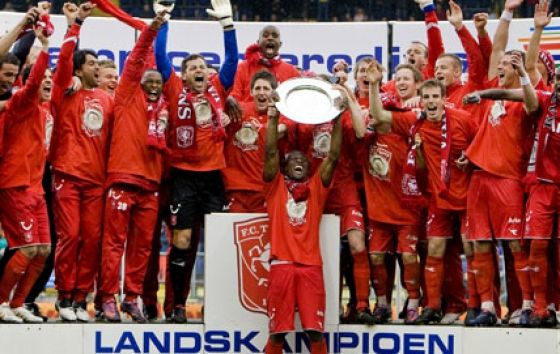 FC Twente Dutch champions 2009-2010!