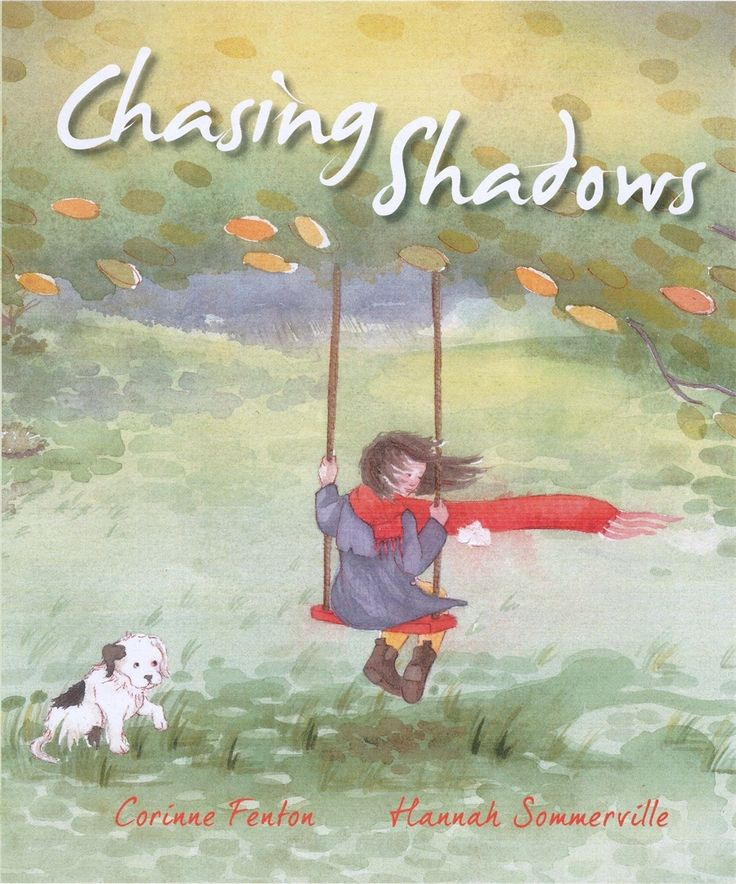 Chasing Shadows is a book for children and their families to help them understand depression and how it differs from sadness. A gentle book that explores big issues.