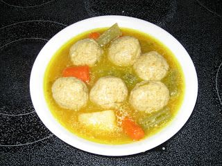 ... chicken soup with gondi iranian chicken and chickpea dumplings recipe