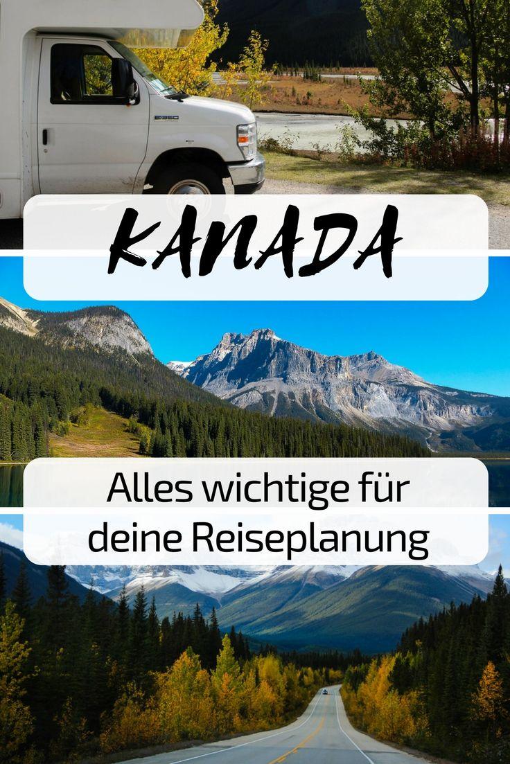 Planst du einen Kanada Roadtrip? Hier bekommst du Insidertipps von einer Expertin für deine Kanada Reise.