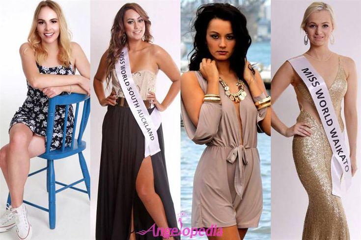 Meet the Miss World New Zealand 2015 contestants (Part-2)