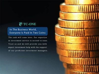 """""""In the business world, everyone is paid in two coins: cash and experience. Take the experience first; the cash will come later.""""  Our expertise in investment service is second to none. Trust us and we will provide you with expert investment help with the support of our proficient investment managers."""