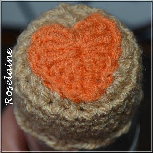 Bonnet crochet 019 Innocent Smoothie Hat