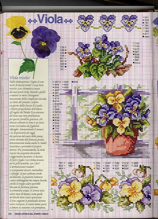 cross stitch graphs I LIKE THAT SMALL BOUQUET ON TOP.