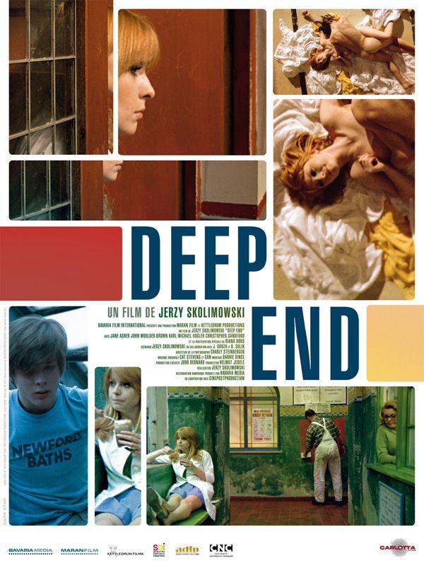 Deep End, film by Polish director Jerzy Skolimowski