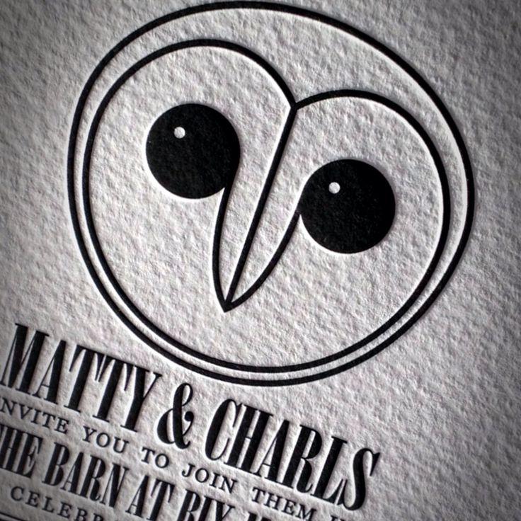 Love CherryPress letterpress designs/printing!