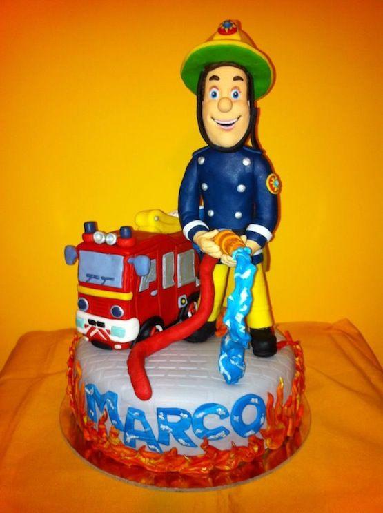 Cakemania, dolci e cake design – Torte Sam Pompiere