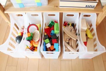 おもちゃにお洋服、子ども部屋の収納に困っているママたちへ♡100均グッズを活用したお部屋をご紹介します!