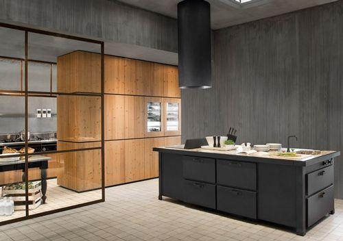 Minimalist Traditional Classic Kitchen by Minacciolo: Interior Design, Kitchens, Natural Skin, Metal, Minimalist Kitchen, Kitchen Designs