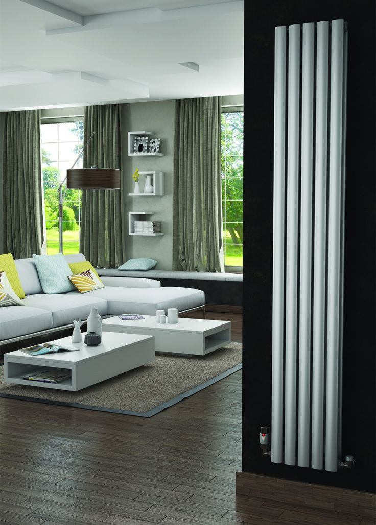 Bold, Striking And Ultra Modern, The Omega Silver Vertical Radiator Is More  Than Simply A Functional Room Warmer   This Is Contemporary Interior Design  At ... Part 74