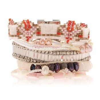 Moorea - Bracelet manchette - Hipanema - Nouvelle Collection et ventes privées - Ref: 1469599 | Brandalley