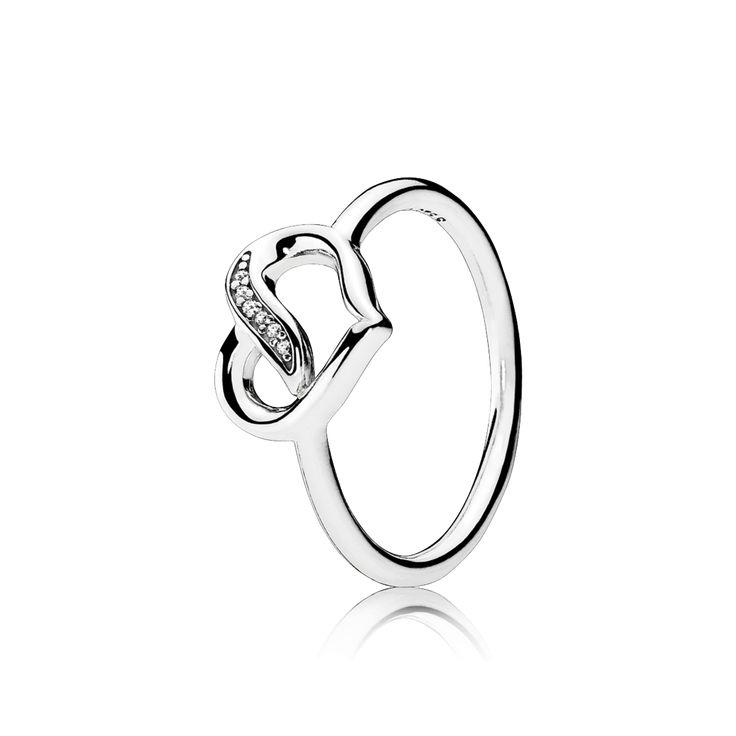 PANDORA | Ribbons of Love Ring