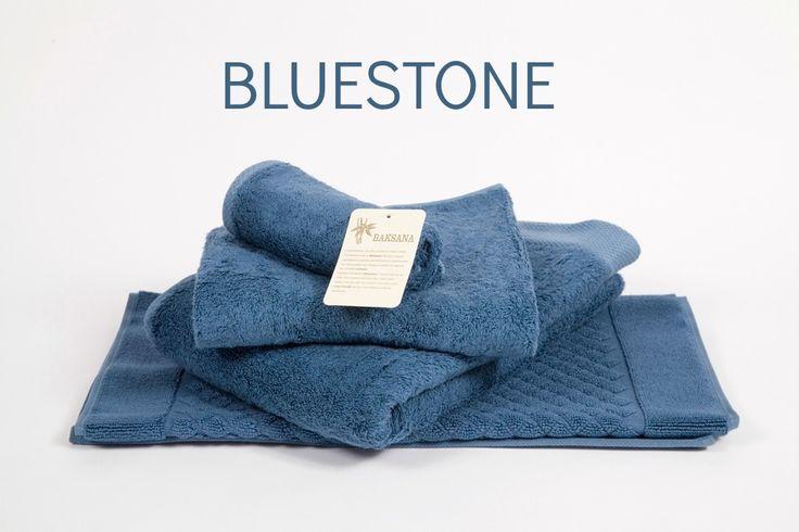 Bamboo Towels by Baksana - Bluestone - need one more bath towel (not sheet)