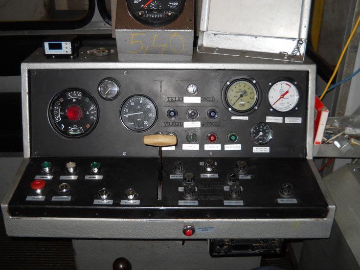 FJ-202 control