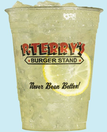 P Terry's Burger Stand. I miss this.