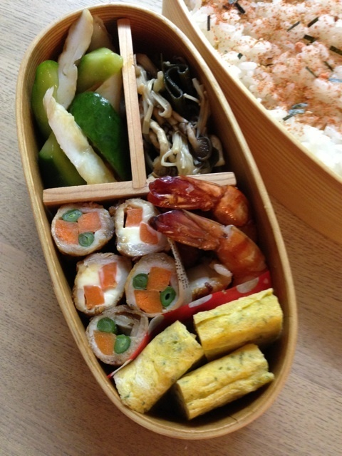 Japanese Bento Lunch|弁当