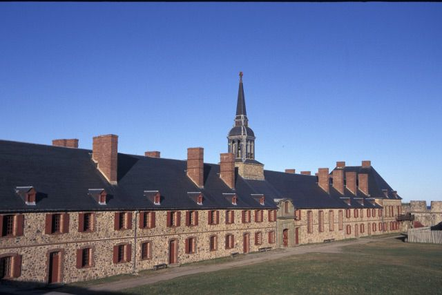 Fortress of Louisbourg Louisbourg N.S.