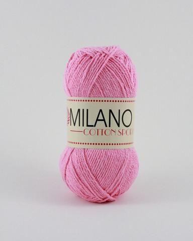Milano Cotton Sport 18 - Pink