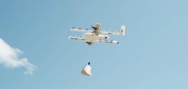 Google's parent Alphabet testing burrito deliveries by drone in Australia