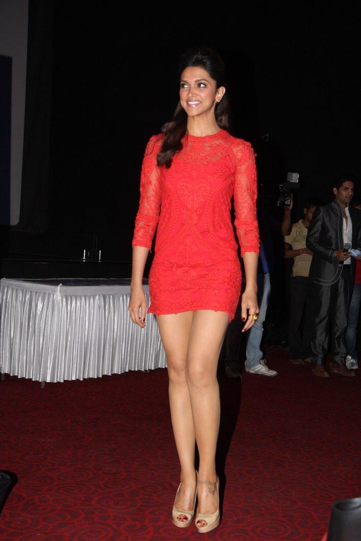Deepika Padukone at Movie RACE-2  Press Conference.