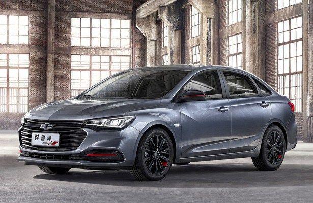 Novyj Sedan Chevrolet Monza Obeshaet Nebogatoe Osnashenie