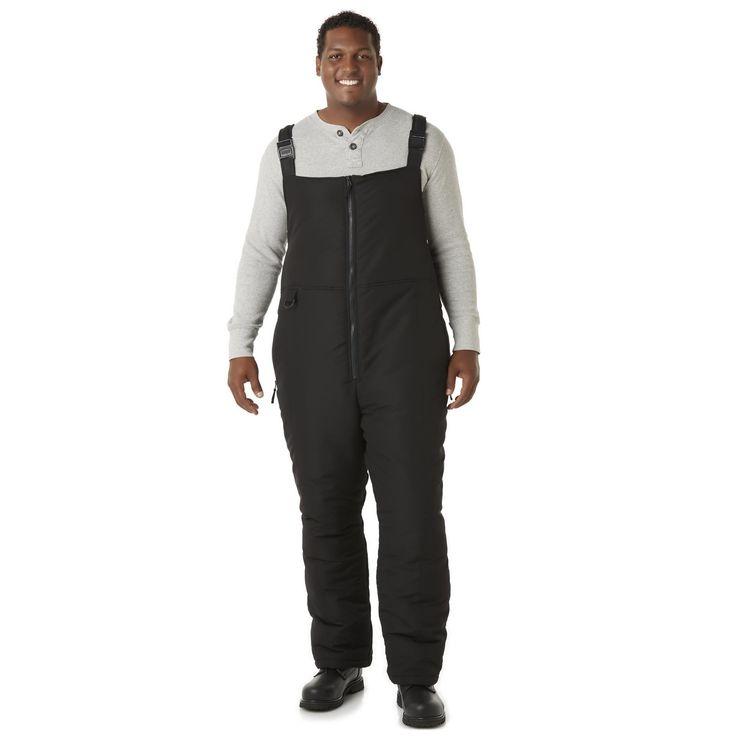 Athletech Men's Big & Tall Bib Snow Pants
