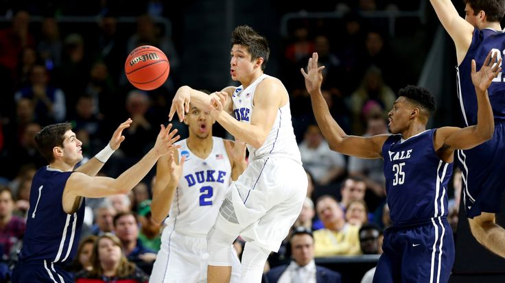 Second Round: Duke inches past Yale